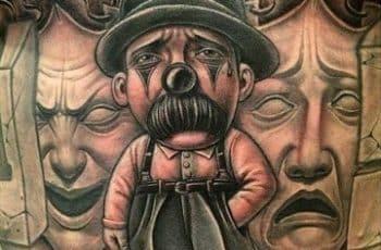 Significados De Los Tatuajes De Payasos Cholos