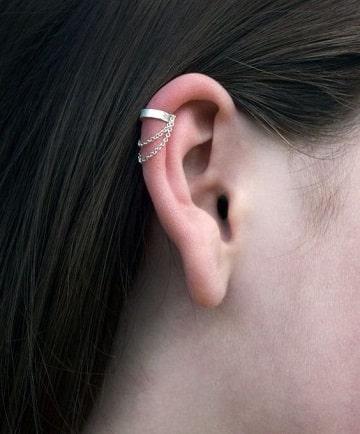 imagenes de aritos en la oreja pequeños