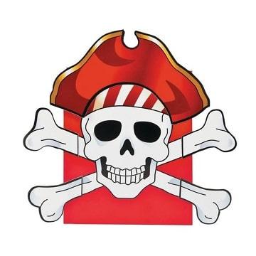 imagenes de calaveras de piratas diseños