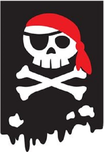imagenes de calaveras de piratas ideas