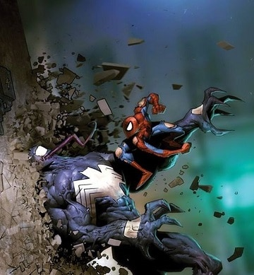 imagenes de superheroes y villanos spiderman
