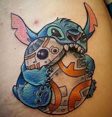 tatuajes de lilo y stitch ideas