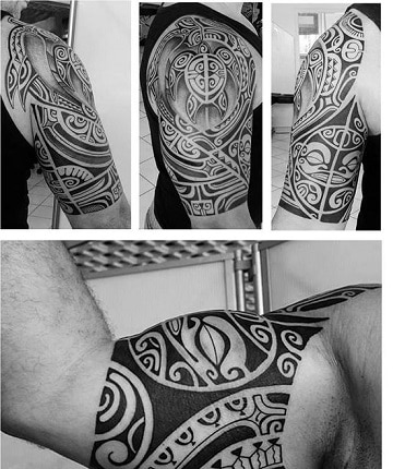 tatuajes tribales aztecas ideas