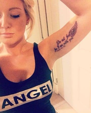tatuajes con frases para madres en ingles