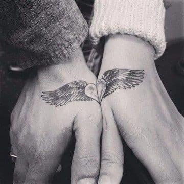 tatuajes que signifiquen amor eterno dos personas