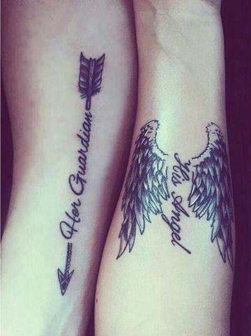 frases de amor para tatuajes en pareja con diseño