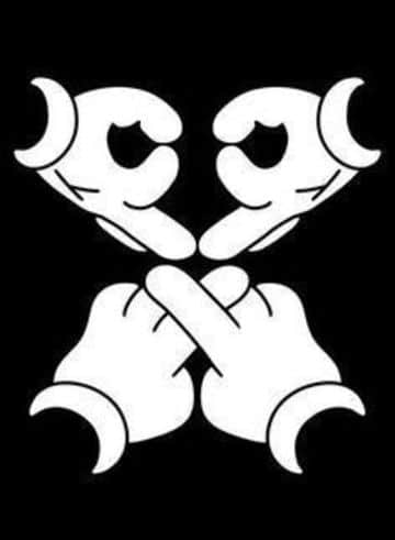 imagenes de las manos de mickey guantes