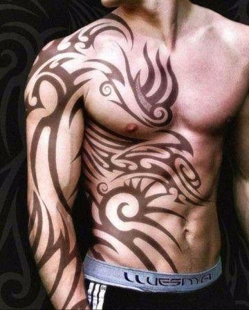 imagenes de tatuajes chingones hombres