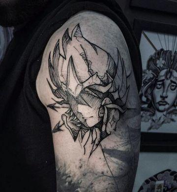 tatuajes de los caballeros del zodiaco