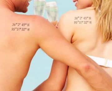 tatuajes para novios con significado iguales