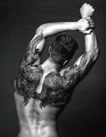 tatuajes chidos para hombres espalda