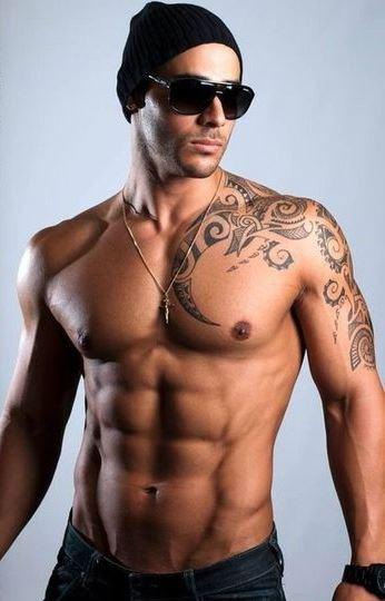 tatuajes chidos para hombres pecho