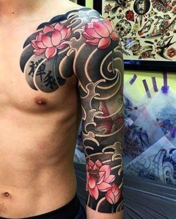 fondos para tatuajes en el brazo de hombres