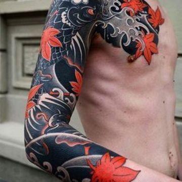 fondos para tatuajes en el brazo, hombro y pecho