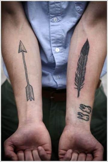 fotos de tatuajes en la muñeca para hombres