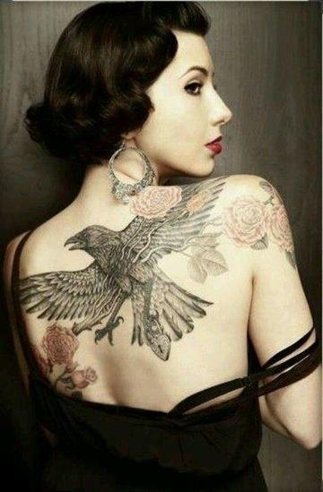 imagenes de chicas con tatuajes lindos