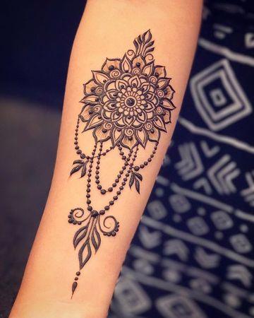 Originales Diseños E Imagenes De Tatuajes De Mandalas