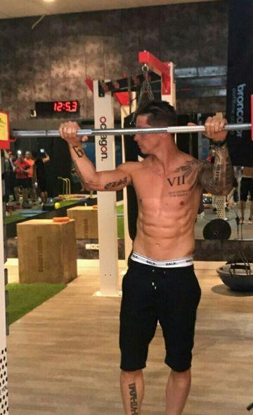 los mejores tatuajes de futbolistas Fernando Torres