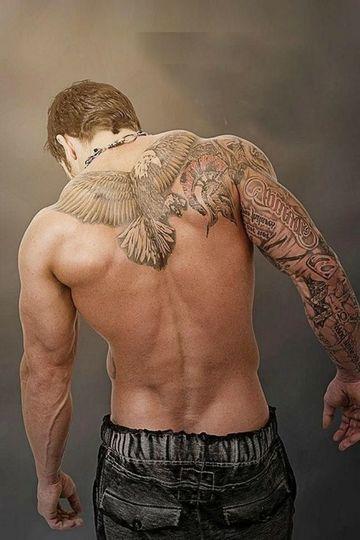 los tatuajes mas hermosos del mundo de hombres