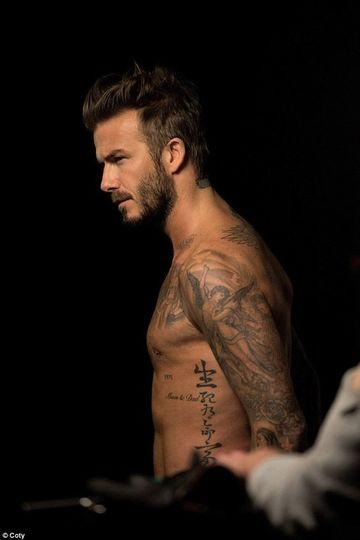 tatuajes de futbolistas famosos david beckham