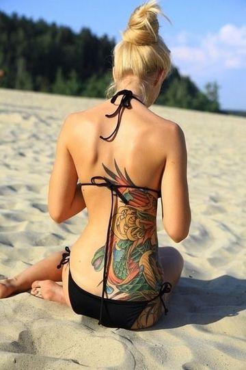 los tatuajes mas bonitos del mundo para chicas