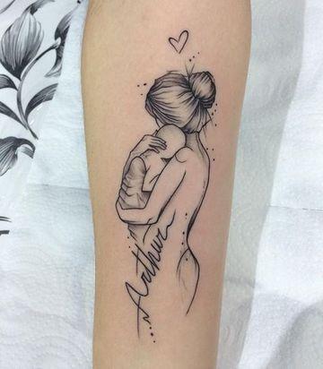 tatuajes con significados especiales para madres
