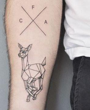 animales con figuras geometricas