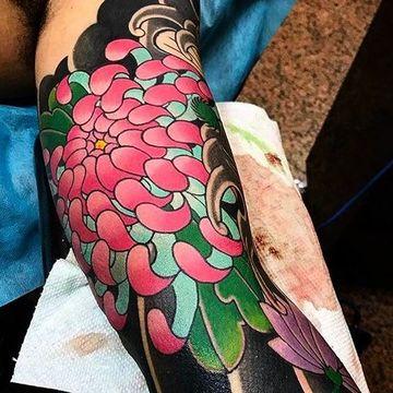 los mejores tatuajes japoneses del mundo en el brazo
