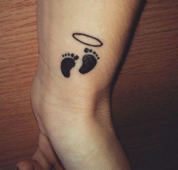 Algunas Ideas Para Tatuajes De Bebes Recien Nacidos Tatuajes En