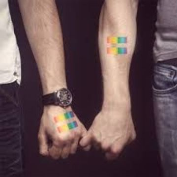tatuajes para parejas gay hombres