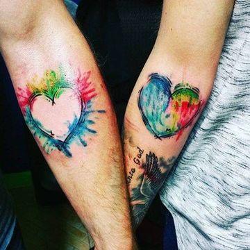 tatuajes para parejas gay