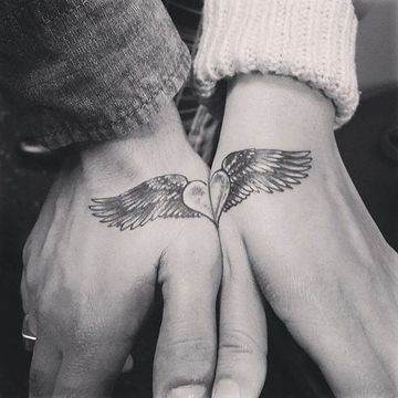 tatuajes simbolicos para parejas que se complementan