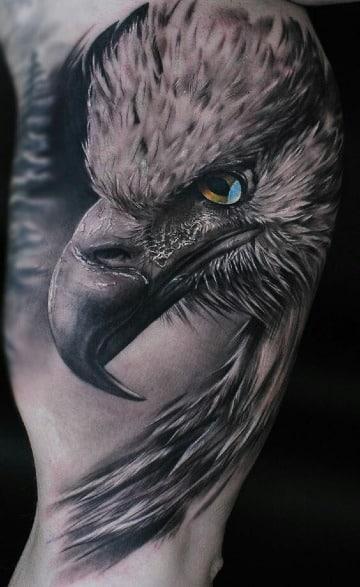 diseños de tatuajes de aguilas (4)