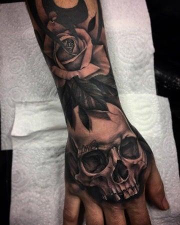 modelos tatuajes del dia de los muertos