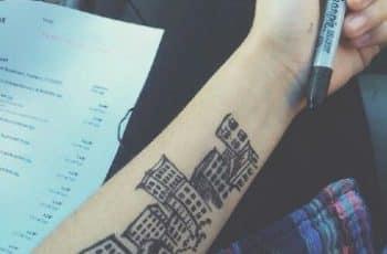 Trucos De Como Hacerse Un Tatuaje Temporal En Casa