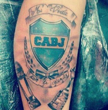 fotos de escudos de boca para tatuar
