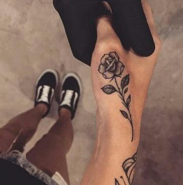 fotos de los mejores tatuajes de rosas