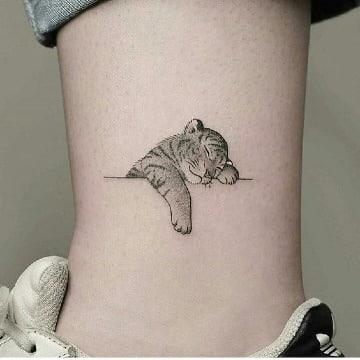 Curiosos Y Delicados Tatuajes De Animales Pequeños