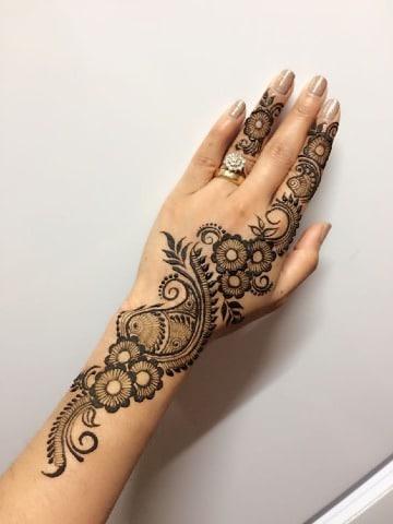 ideas de como cuidar un tatuaje de henna