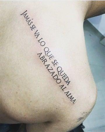 frases largas para tatuajes en español