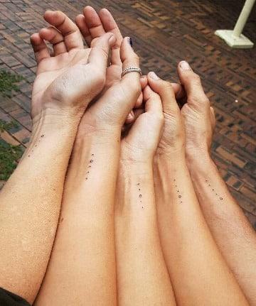 imagenes de tatuajes familiares pequeños