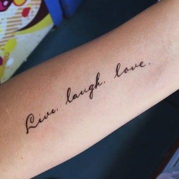 imagenes de frases cortas en ingles para tatuajes