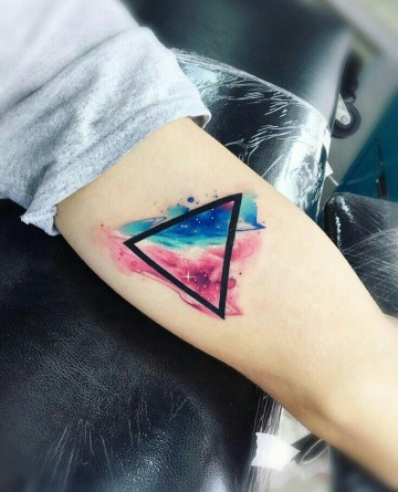 imagenes de tatuajes de colores para hombres