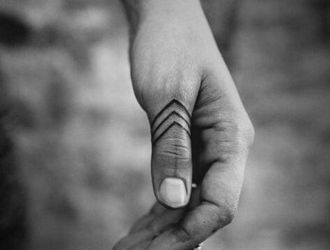 imagenes de tatuajes de anillos para hombres