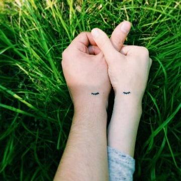 imagenes de tatuajes iguales para parejas