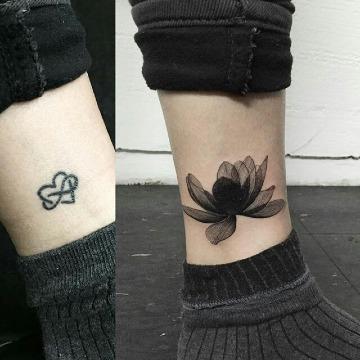 tatuajes para tapar tatuajes feos en hombres