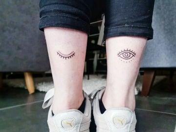 diseños de tatuajes de ojos para mujeres