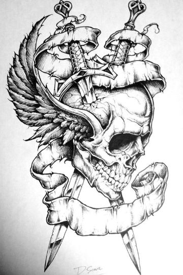 imagenes de tatuajes para dibujar a lapiz
