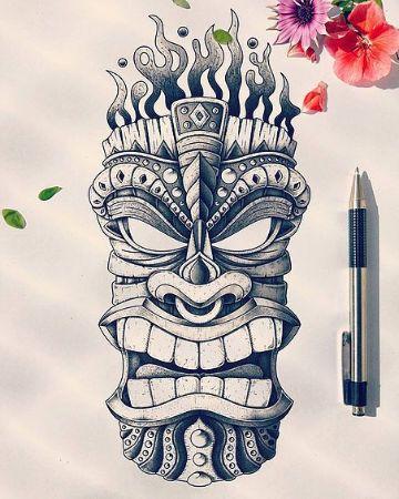 imagenes de tatuajes para dibujar a mano