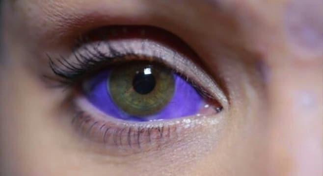 ojos tatuados por dentro color